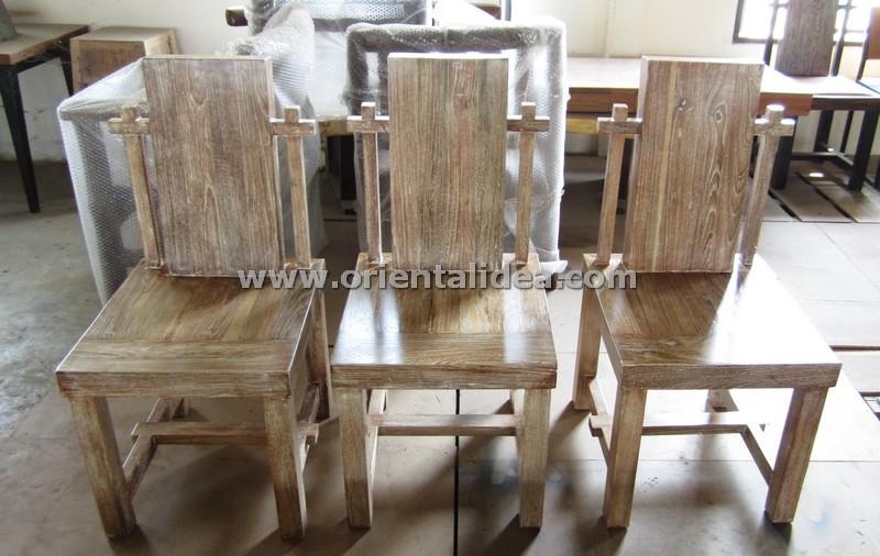 เก้าอี้ไม้สัก CH-07