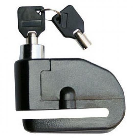 กุญแจล็อคจานดีส DISC LOCK ALARM รุ่น LK603 พร้อมสัญญาณกันขโมยในตัว