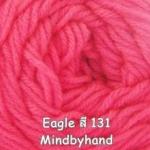 ไหมพรม Eagle กลุ่มใหญ่ สีพื้น รหัสสี 131