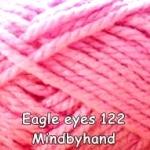 ไหมพรม Eagle eyes สี 122