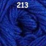 ไหมพรมดาหลา สีพื้น สี 213
