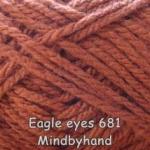 ไหมพรม Eagle eyes สี 681