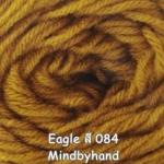 ไหมพรม Eagle กลุ่มใหญ่ สีพื้น รหัสสี 084