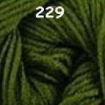 ไหมพรมดาหลา สีพื้น สี 229