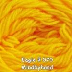 ไหมพรม Eagle กลุ่มใหญ่ สีพื้น รหัสสี 070