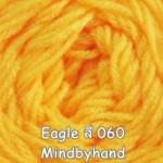 ไหมพรม Eagle กลุ่มใหญ่ สีพื้น รหัสสี 060