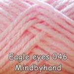 ไหมพรม Eagle eyes สี 046