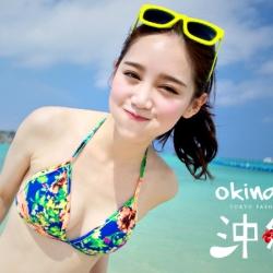 ♡♡Pre Order♡♡ บราเชียร์ว่ายน้ำ สีสันสดใส เหมาะกับช่วงหน้าร้อนมากๆ ใส่เที่ยวชายทะเล เก๋สุดๆ ค่ะ