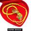 Inspire Jewelry ,สร้อยคอทองสังวาลย์นกยูงลงยา สวยงาม ปราณีต หุ้มทองแท้ 100% 24K พร้อมกล่องกำมะหยี่สวยหรู thumbnail 5