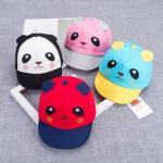 yu1056 หมวกเด็ก 5 ใบต่อแพ็ค **คละสี**