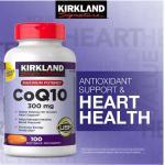 Co Q10 =300mg 100เม็ด ลดความเสื่อมของเซลล์สมอง+หัวใจ บรรเทาโรคภัย ชะลอแก่ ฟื้นฟูร่างกายผู้ป่วยเรื้อรัง (สินค้าขายดี) exp.11/2019