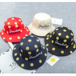 yu1046 หมวกเด็ก 5 ใบต่อแพ็ค คละสี