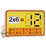2SW-F599 กล่องหยอดการ์ดตัวเลขปริศนา