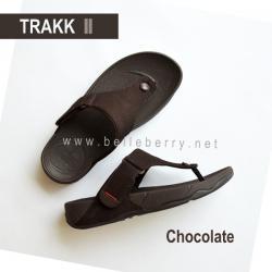 FitFlop TRAKK II : Chocolate : Size US 10 / EU 43