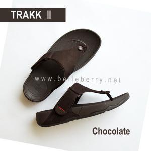 **พร้อมส่ง** FitFlop TRAKK II : Chocolate : Size US 8 / EU 41