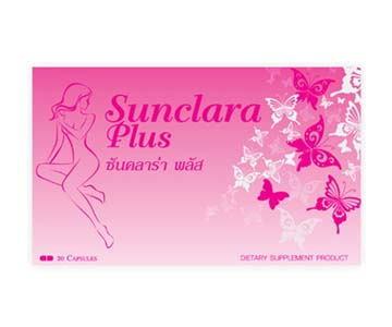 Sunclara Plus ซันคลาร่าพลัส รุ่นใหม่ 30 แคปซูล
