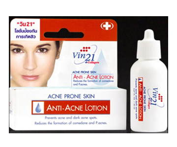 Vin21 Anti- Acne Lotion 20ml