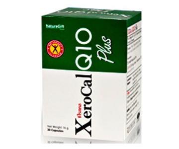 เนเจอร์กิ๊ฟ XeroCal Q10 Plus 30 แคปซูล ลดความอ่อนเพลีย บำรุงประสาท ลดความเครียด บำรุงผิวพรรณ ช่วยเพิ่มการเผาผลาญลดความอ้วน