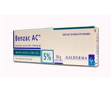Galderma Benzac AC 5% 15 G.