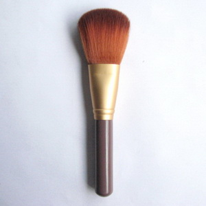 MMUMANIA Blush Brush แปรงปัดแก้ม mmu ขนสังเคราะห์คุณภาพสูง