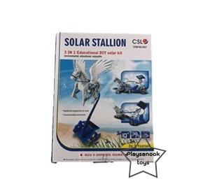 PS-3068 ชุดม้าลากพลังงานแสงอาทิตย์ solar stallion 3 in 1
