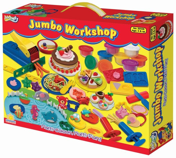 Jumbo Workshop