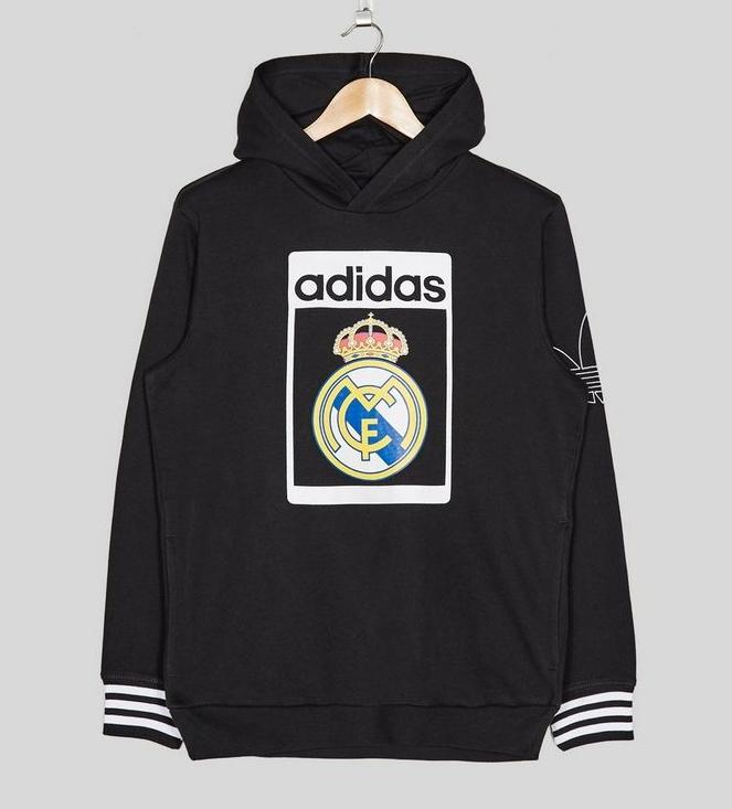 (พรีออเดอร์) adidas Originals Real Madrid Hoody