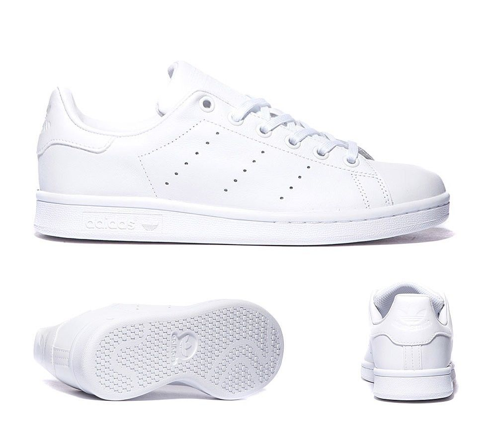 PRE ORDER Adidas Stan Smith White Trainers