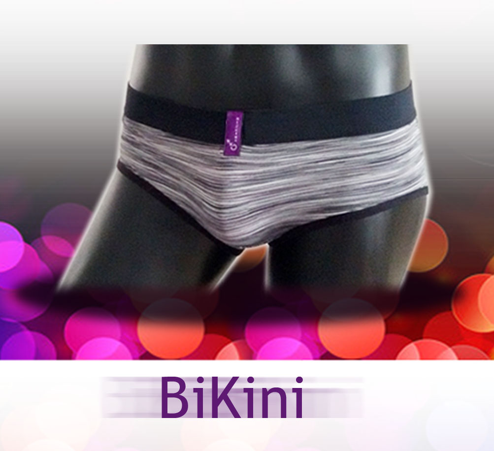 กางเกงในทอม Bikini ขาเว้า