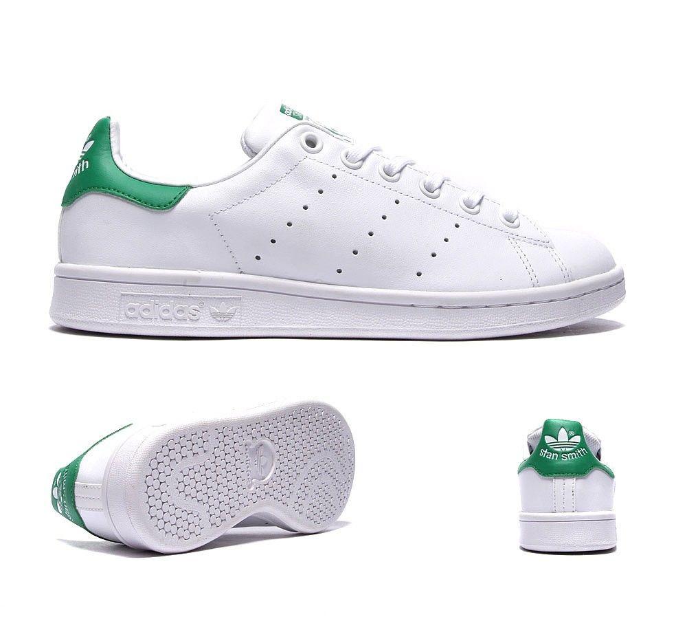PRE ORDER Adidas Stan Smith White/Fairway