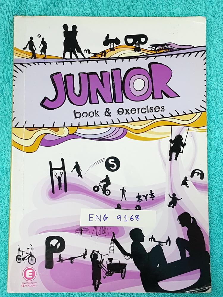 ►ครูพี่แนน Enconcept◄ ENG 9168 อังกฤษ ม.ต้น Junior จดครบเกือบทั้งเล่ม จดละเอียดด้วยปากกาสีและดินสอ มีจดข้อห้ามสำคัญ + กฎเหล็ก เทคนิคลัดการจำ ในหนังสือมีสรุปแกรมม่าไวยากรณ์ต่างๆในระดับชั้น ม.ต้น