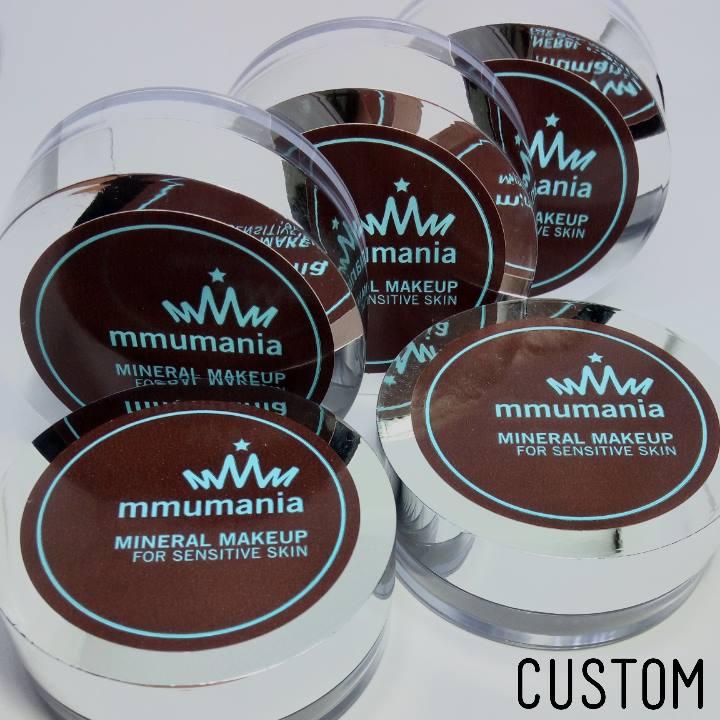 ขนาดจัดชุดใหญ่ 5 ชิ้น 800 บาท MMUMANIA mineral makeup : Custom Kit 5 pcs.