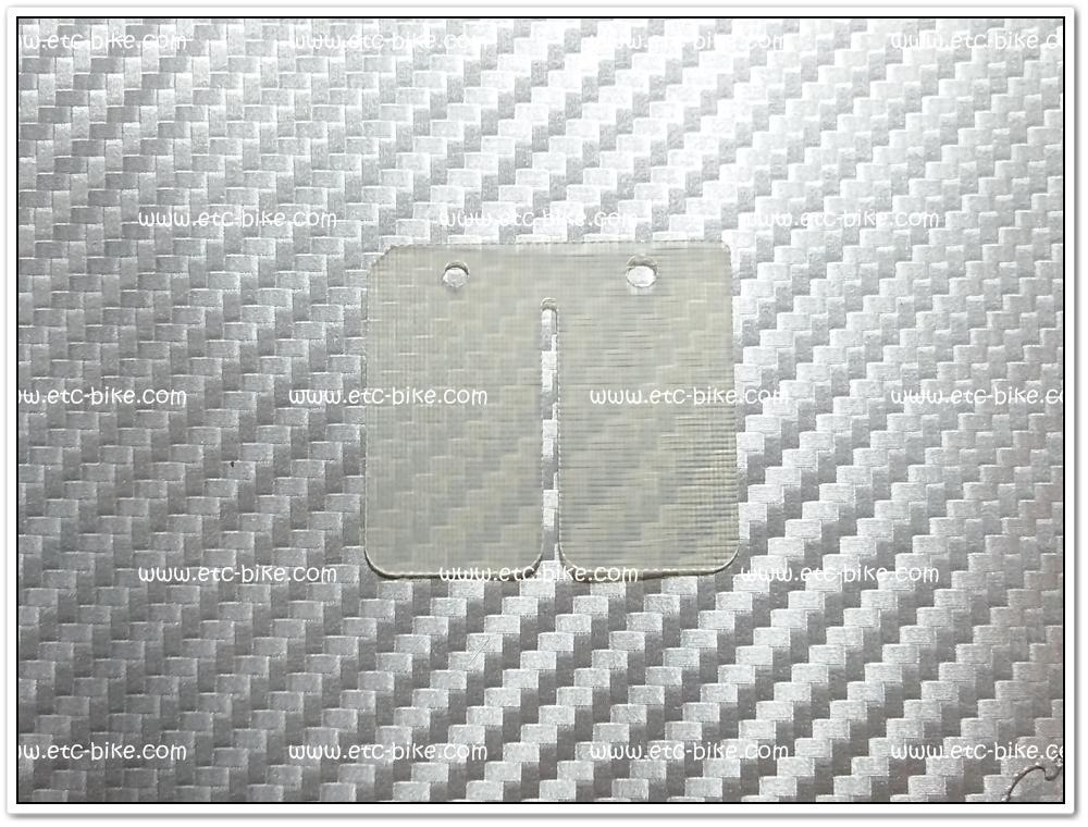 แผ่นหรีดไฟเบอร์ DASH, BEAT, LS125 (แผ่นละ)