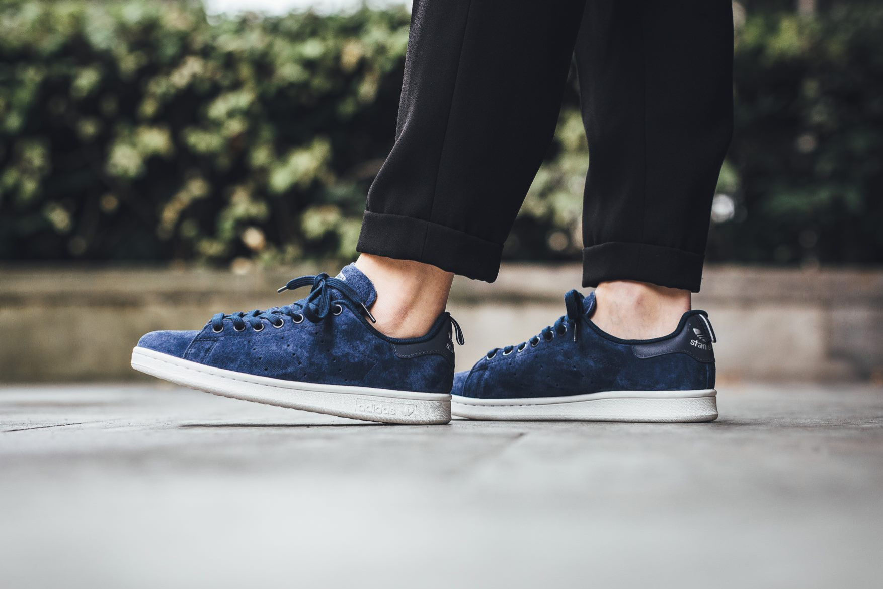 PRE ORDER Adidas Stan Smith Collegiate Navy White