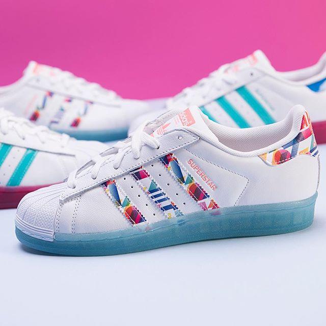 (พรีออเดอร์)adidas Superstar Hot Summer - Women Shoes