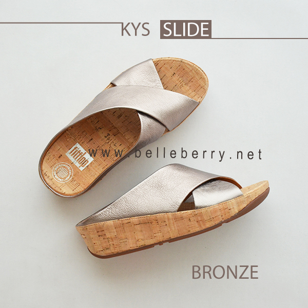 fitflop new kys bronze