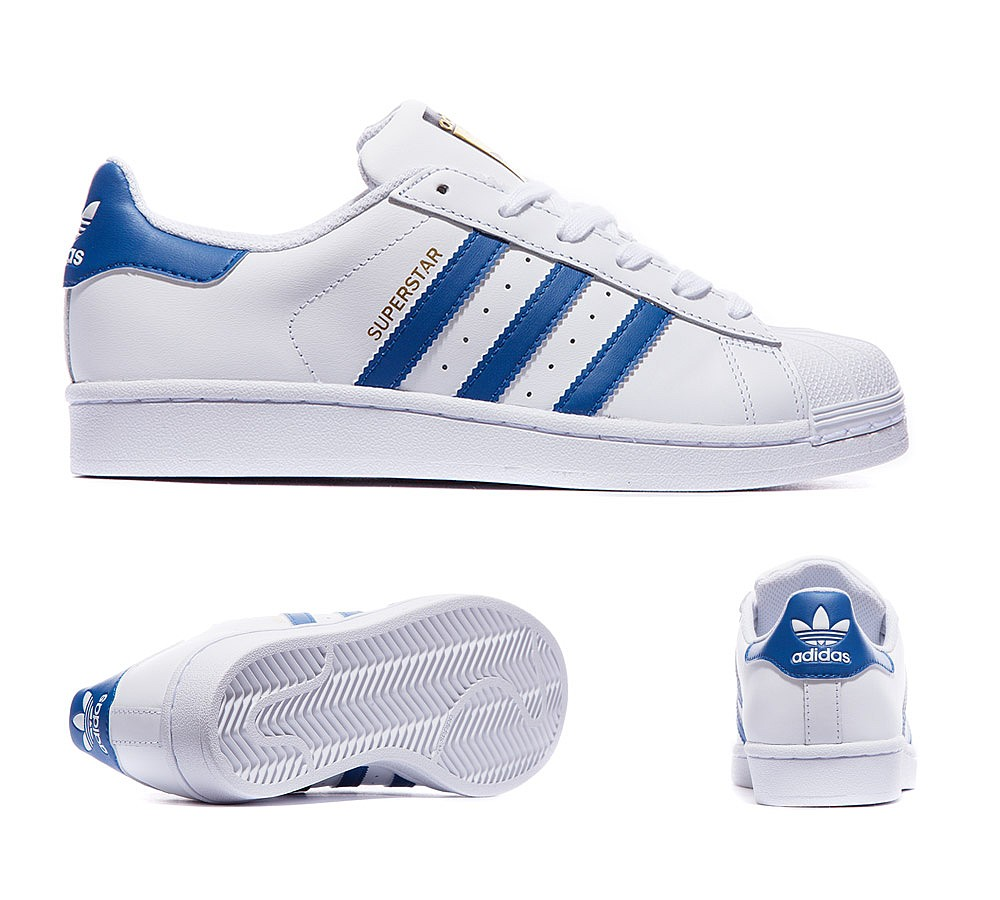 (พรีออเดอร์)Adidas Originals Junior Superstar Foundation Trainer