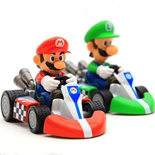 มาริโอ้รถแข่ง (สีแดง)