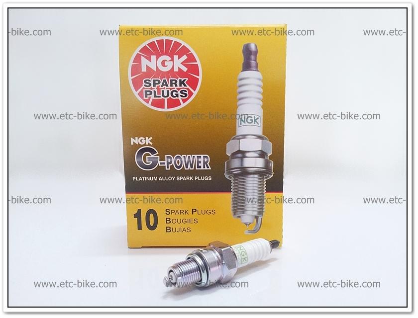 หัวเทียนเข็ม NGK G-Power CR7HGP หัวเทียนคุณภาพสูงในราคาที่สัมผัสได้