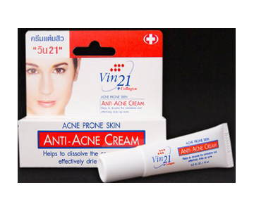 Vin21 Anti-Acne Cream 10mL