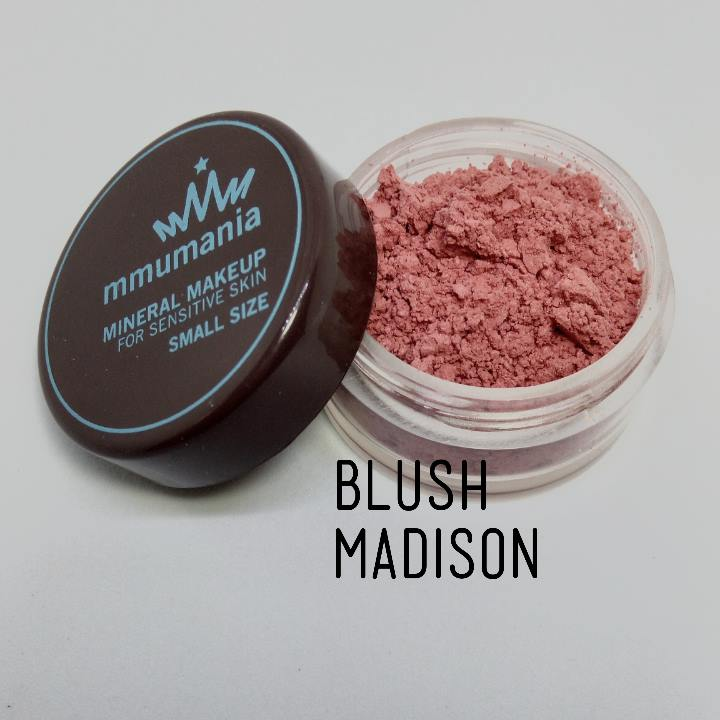 ขนาดเล็ก MMUMANIA Exclusive Blush : Clear Matte MADISON