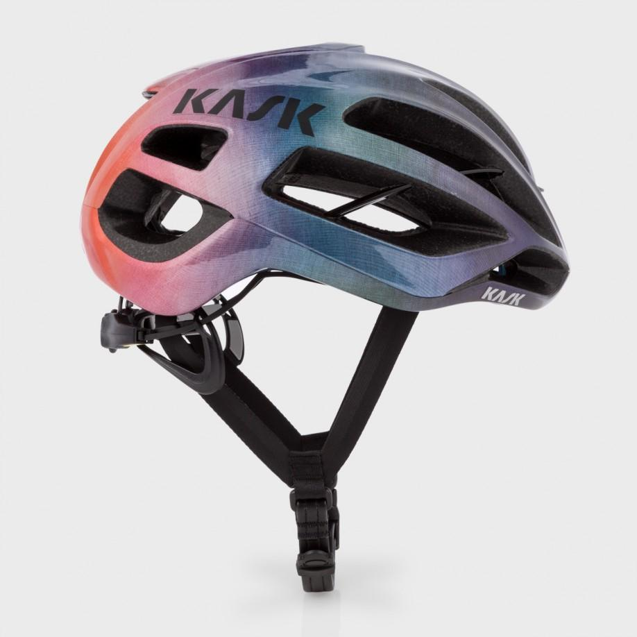 Pre Order Paul Smith + Kask 'Rainbow Gradient' Protone Cycling HelmetSize Size L: 59-62cm