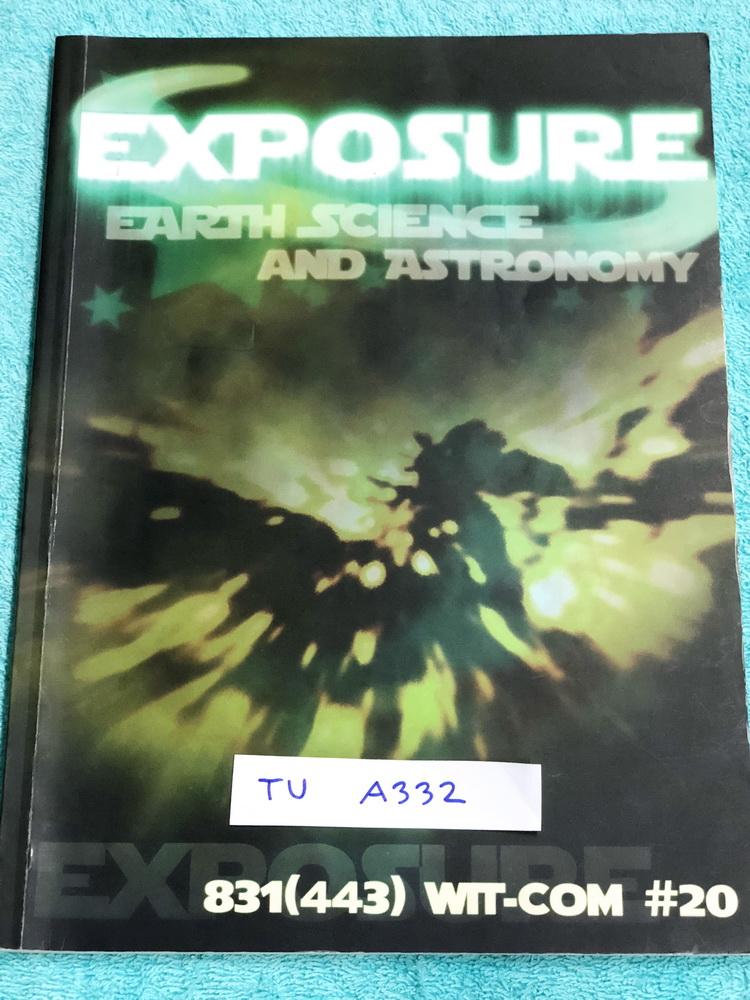 ►สอบเข้าเตรียมอุดม◄ TU A332 Exposure หนังสือสรุปเนื้อหาวิชาดาราศาสตร์ และวิทยาศาสตร์กายภาพ เพื่อเตรียมตัวสอบเข้า ม.4 โดยรุ่นพี่ ร.ร.เตรียมอุดมศึกษา มีสรุปเนื้อหาสำคัญและโจทย์แบบทดสอบ มีเน้นจุดสำคัญที่ออกสอบบ่อย ด้านหลังมีเฉลย + เฉลยละเอียดครบทุกข้อ ในหนัง