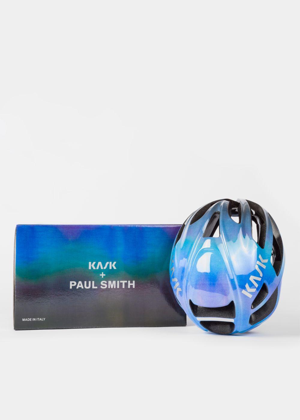 Paul Smith + Kask 'Blue Gradient' Protone Cycling Helmet สำเนา