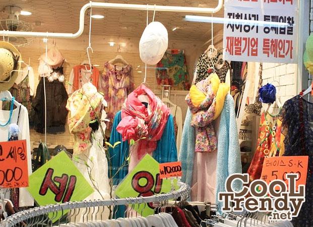 ผ้าพันคอแฟชั่นสไตล์เกาหลี