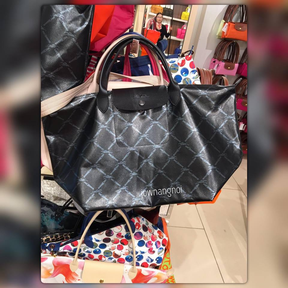 PRE ORDER Longchamp LM Limited Size M หูสั้น