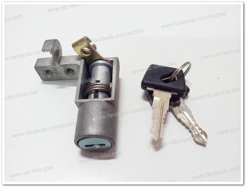 กุญแจล็อคเบาะตัวนอก JR120