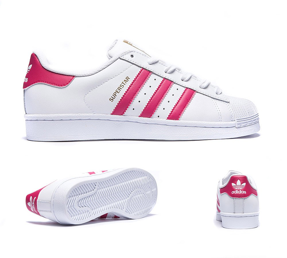 (Pre-Order) adidas Originals Superstar Trainer Pink