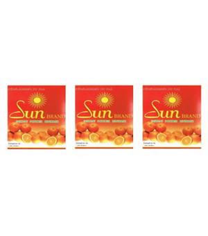 Sun Powder ซันน์พาวเดอร์ 3 กล่อง ขนาด10 ซอง ผลิตภัณฑ์ดีท็อกซ์ ล้างสารพิษ สำหรับผู้มีปํญหาเกี่ยวกับลำไส้ ผลิตจากธรรมชาติ100%