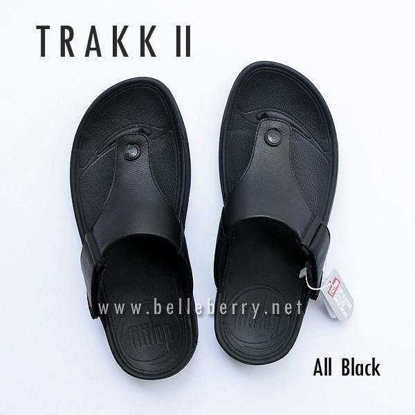 **พร้อมส่ง** FitFlop TRAKK II : All Black : Size US 10 / EU 43